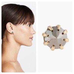 🆕 Rebecca Minkoff Rhinestone Stud Earrings NWOT
